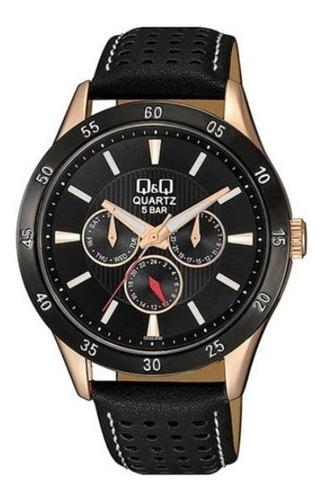 Reloj Q&q Coleccion De Lujo