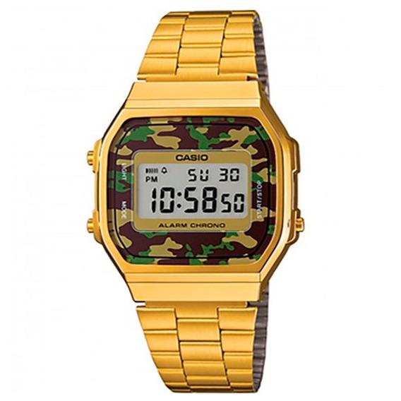 Relógio Casio A168wegc-3df 000372redm