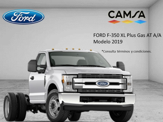 Ford F-350 Xl Plus At