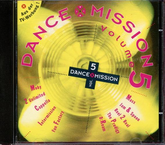 Cd Dance Mission - Vol 5 - Magic Affair - Cappella