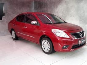 Nissan Versa Versa 1.6 Sv