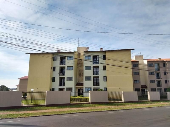 Apartamento Com 3 Dormitórios Para Alugar, 72 M² Por R$ 700,00/mês - Uvaranas - Ponta Grossa/pr - Ap0326