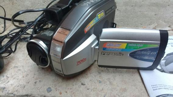 Câmera Panasonic Modelo Pv-l352frete Grátis Leia O Anúncio