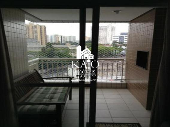 Apartamento De 83m² Com 3 Dormitórios 1 Suite 2 Vagas, Centro - Ap1169