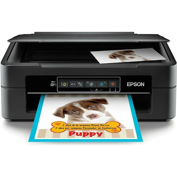 Impressora Epson Expression Multifuncional Wi-fi Xp 241