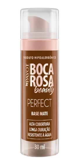 Base Mate Hd Boca Rosa Beauty By Payot Cor 8 Fernanda
