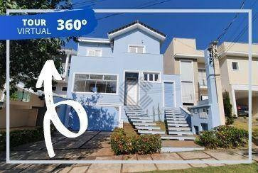 Sobrado À Venda, 350 M² Por R$ 1.100.000,00 - Condomínio Villa Dos Inglezes - Sorocaba/sp - So4430