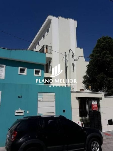 Imagem 1 de 15 de Apartamento Em Condomínio Studio Para Venda No Bairro Vila Esperança, 1 Dorm, 41 M.ap1078 - Ap1078