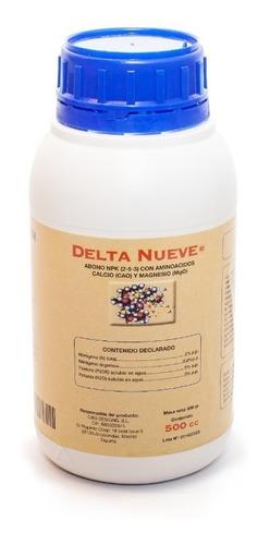 Delta 9 Original Sellado 500ml Bioestimulante Floracion