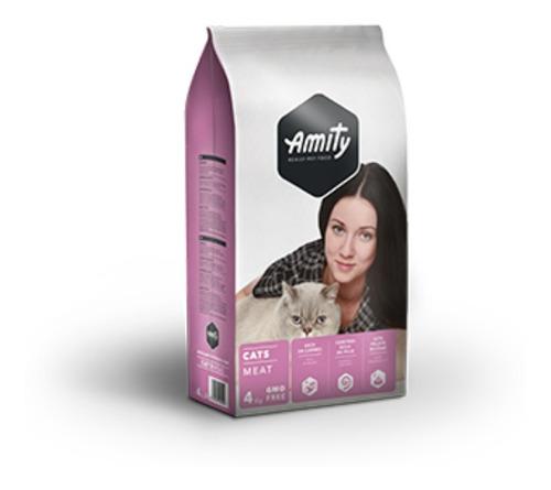 Gatarina Amity Carne 4kg. ( Cat Chow, Gatsy, Friskies