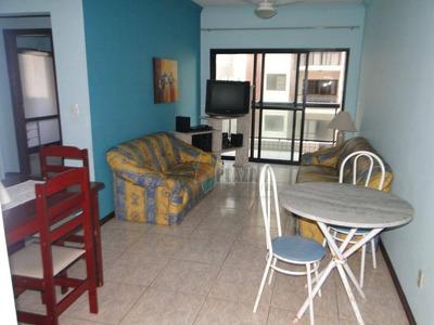 Apartamento 02 Dormitórios Para Alugar, No Canto Do Forte Em Praia Grande - Ap10663
