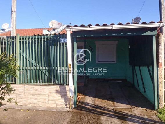 Casa Com 2 Dorms, Fortuna, Sapucaia Do Sul - R$ 150 Mil, Cod: 1443510 - V1443510