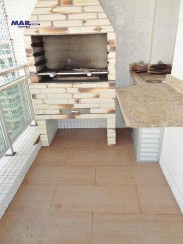 Imagem 1 de 15 de Apartamento Residencial À Venda, Centro, Guarujá - . - Ap9846