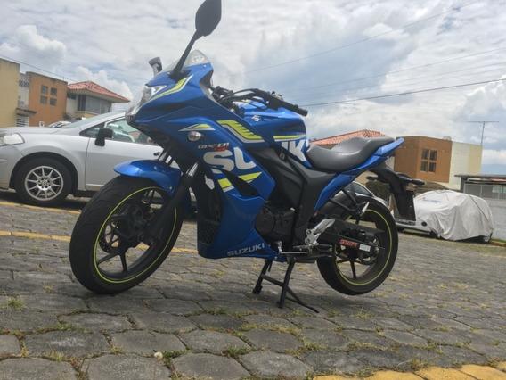 Vendo Suzuki Gixxer Sf Versión Ninja