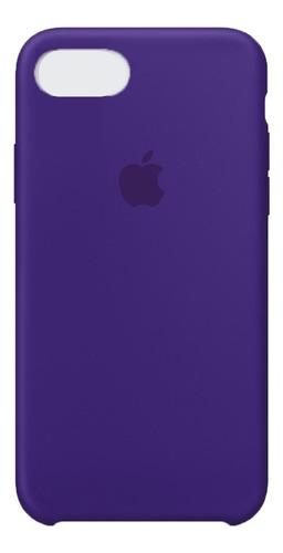 Capa Capinha Case Silicone iPhone 7 / 8   Lacrada