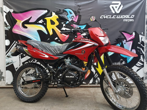 Moto Gilera Smx 150 Sahel 0km 2019 Tipo Skua Hasta 12/3
