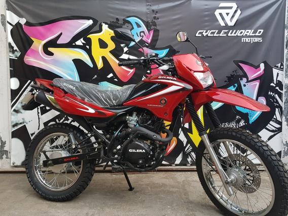 Moto Gilera Smx 150 Full 0km 2019 Tipo Skua Ahora 12 18 14/4