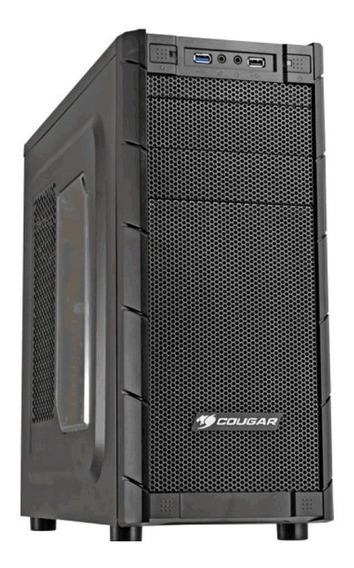 Gabinete Cougar Archon Midi Toner S/fonte 4846-2 + Nfe