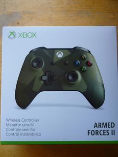 Xbox One Windows10 Control Edicion Especial Armed Forces Il