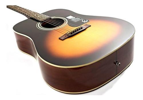 Guitarra Acustica EpiPhone Dr-100 Vintage  Dealer Autorizado