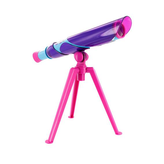Brinquedo Telescópio Infantil Show Da Luna + Tripé Multikids