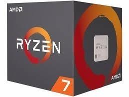 12537 Proc. Amd Am4 Ryzen R7-1700 3.7ghz/20mb/3.0ghz Base