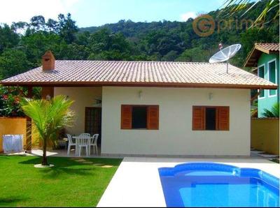 Casa Em Condomínio Mar Verde - Tabatinga, Caraguatatuba - Aceita Permuta Apto Em Guarulhos E São Paulo - Codigo: Ca0048 - Ca0048