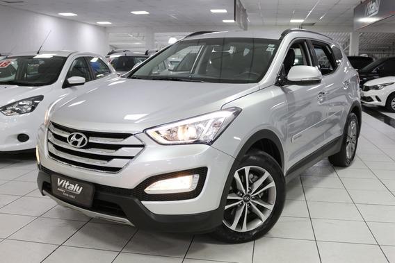 Hyundai Santa Fé Gls 3.3 4x4 Flex Aut!!!!!!!