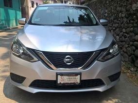 Nissan Sentra 1.8 Sense Cvt 2017