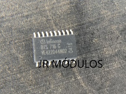 Bts716- Componente Para Conserto De Módulo De Injeção Ecu