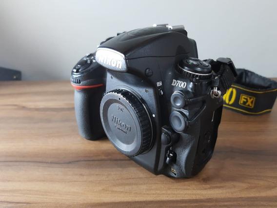 Nikon D700 Dslr Corpo