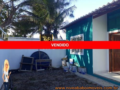 Imagem 1 de 7 de Casa Em Unamar Cabo Frio Casa Super Linda Em Unamar Cabo Frio Região Dos Lagos - Vcac 363 - 69335285