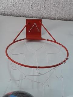 Aro De Basket Para Pared O Tablero De Hierro