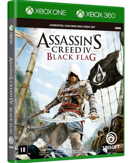 Assassins Creed Iv Black Flag - Xbox One - Novo Midia Fisca