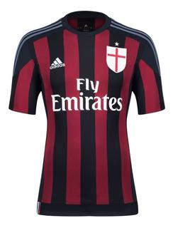 Camisa Milan I 2015 Original adidas