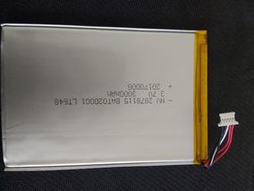 Bateria Tablet Dl 3000mah 3,7v 5 Fios C/conector Original