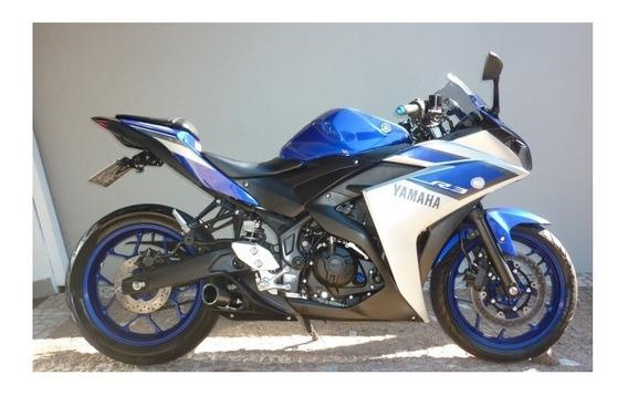 Yamaha Yzf R3 Esportivas