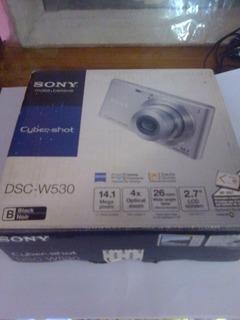Camara Sony Ciber Shot