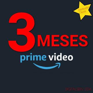 Amazon Prime Video / 3me.
