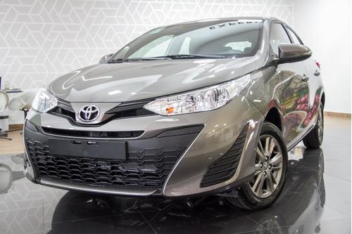 Toyota Yaris 1.5 Xl Plus Connect Cvt (flex)