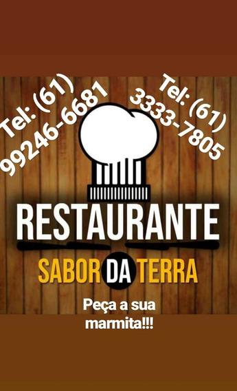 Vende Um Restaurante No Recanto Das Emas