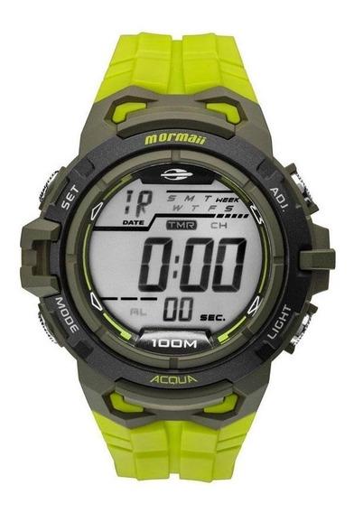 Relógio Mormaii Masculino Action Mo1147a/8v