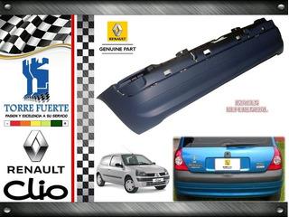 Parachoque Trasero Renault Clio 2000-2008 Original   Oferta.