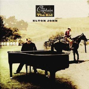 Cd Elton John - Captain & The Kid