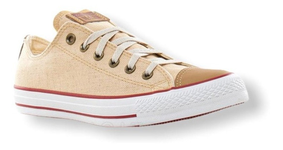 Zapatilla All Star Linen Natural Converse Unisex