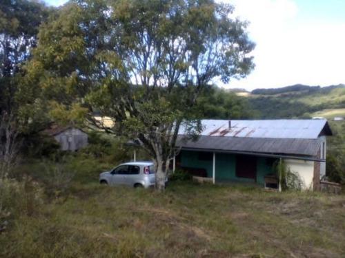 Casa Em Zona Rural Com 3 Dormitórios - Mi11104