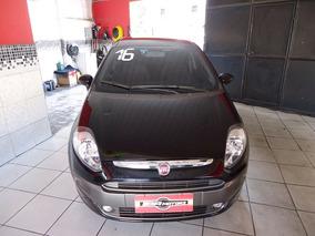 Fiat Punto 2016 1.6 16v Essence Flex 5p