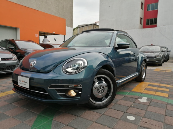 Volkswagen Beetle 2.5 L Coast Tip Credito O Contado !!