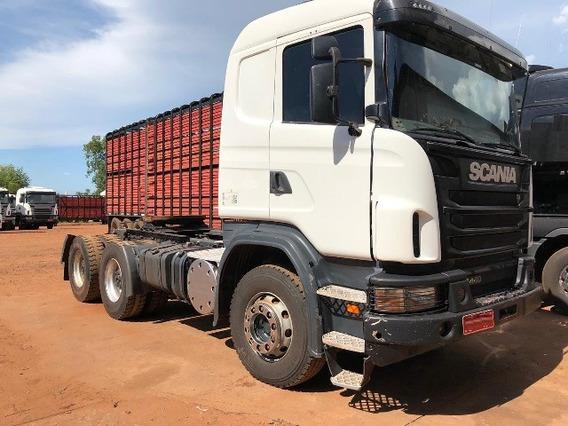 4 Unidades Scania G 440 6x4 Ano 2012/2012 5 Unidades
