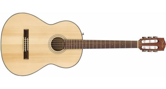 Fender Cn60s Guitarra Clasica Tapa Solida